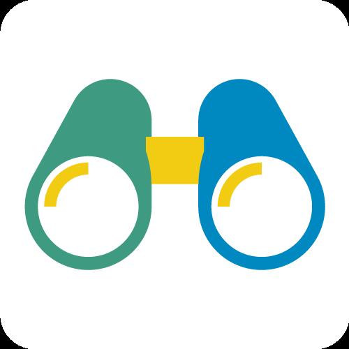 App Symbol Metropol-Mediensuche